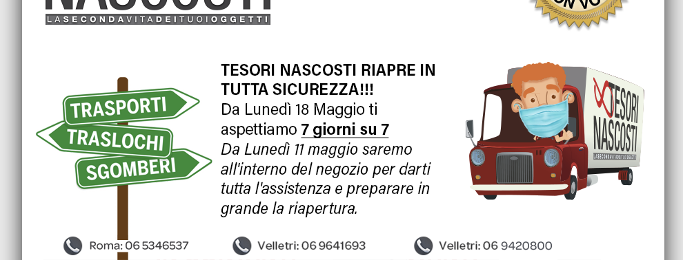 MERCATINO DELL\'USATO e MOBILI USATI a ROMA: TESORI NASCOSTI a ROMA e ...